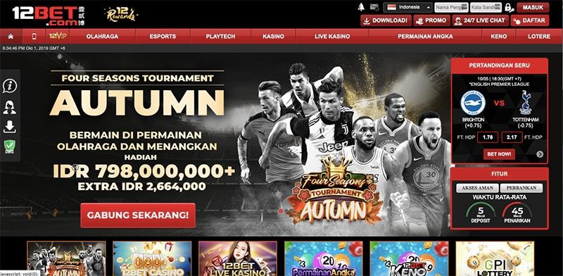 homepage-screenshot-di-12bet